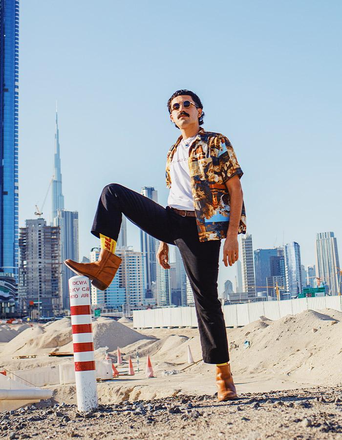 [Dubai] Karrouat - Basil Alhad