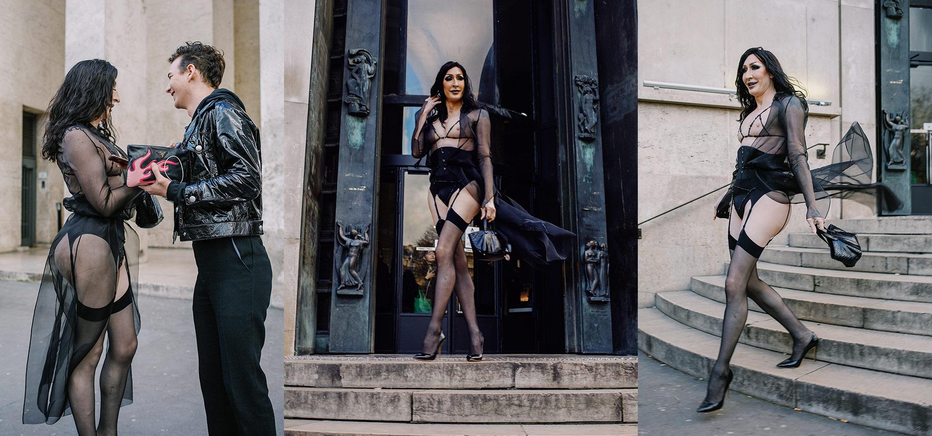[PARIS FASHION WEEK]