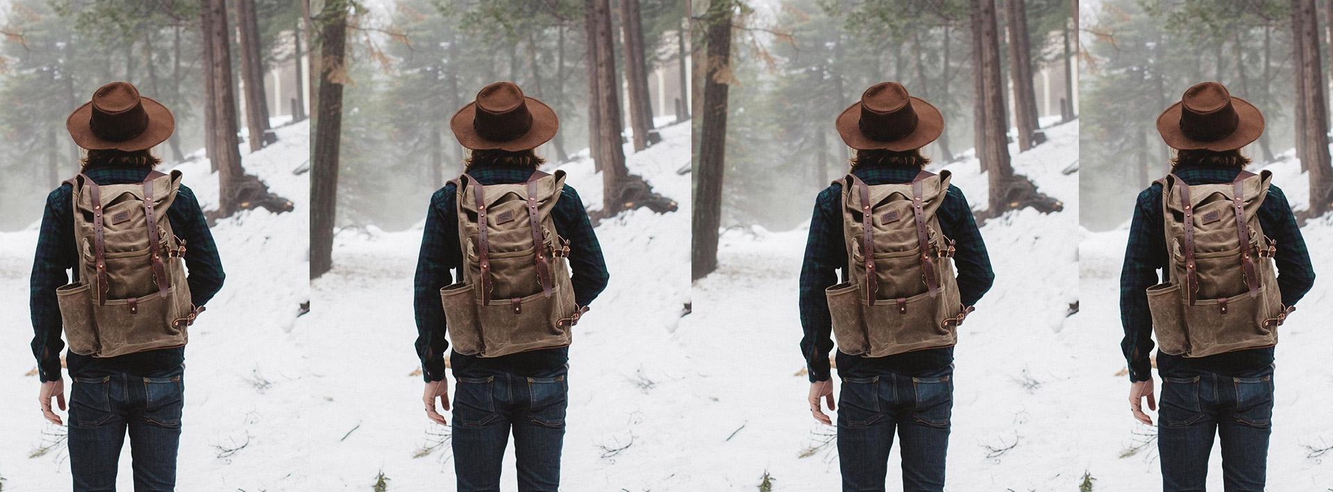 Apparel / Bradley Mountain backpack