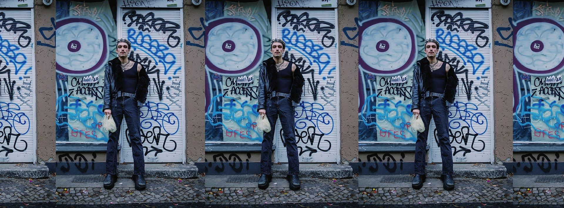 Berlin nightclub kinda life