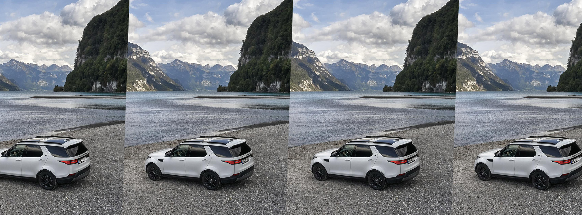 Wheels / Land Rover Discovery configurator