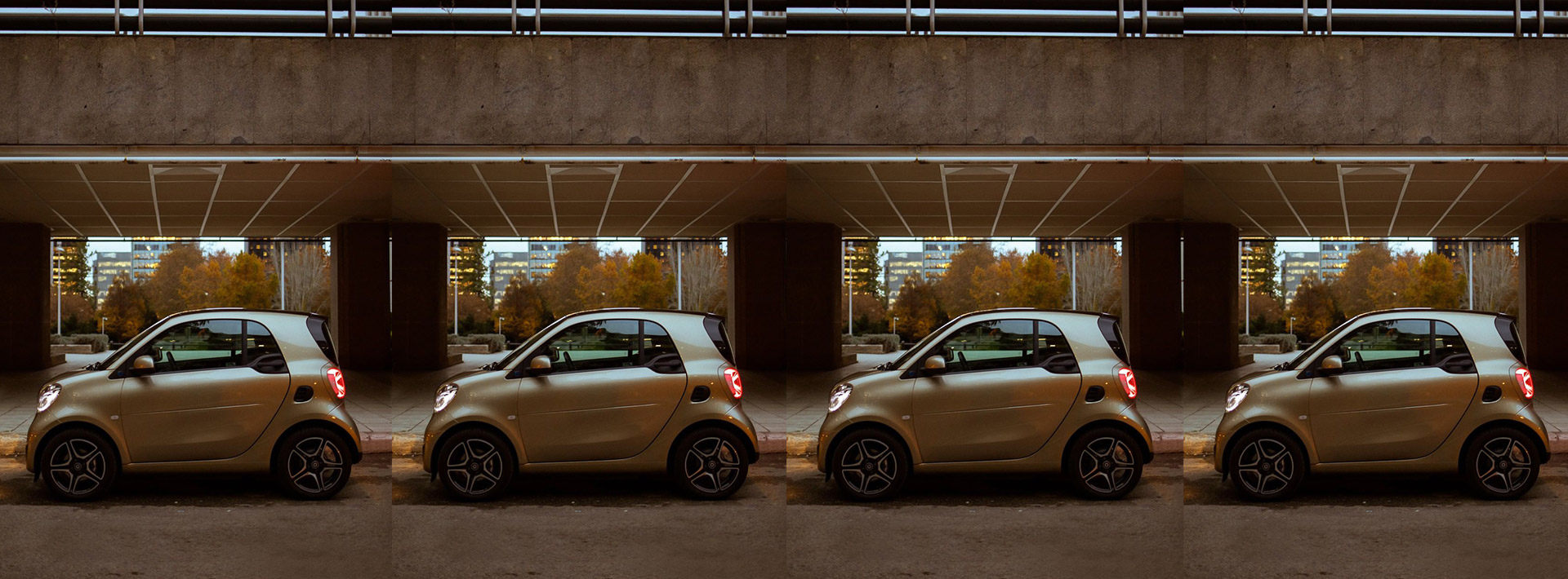 The new ForTwo keeps the incredible design plus new colors and still amazingly sustainable for a better life in the city.