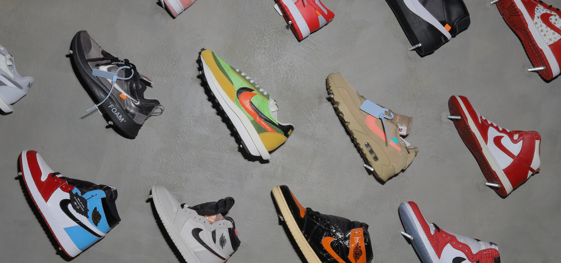 YOUR TOP 8 sneakers JUST GOT UPDATED.