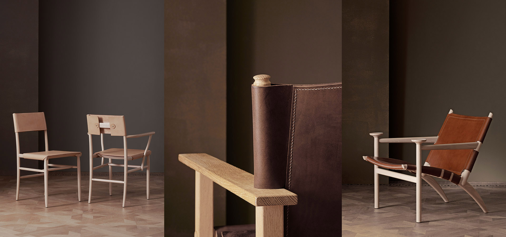 Garsnas is a furniture brand that connects past & future with handcrafted high tech pieces.