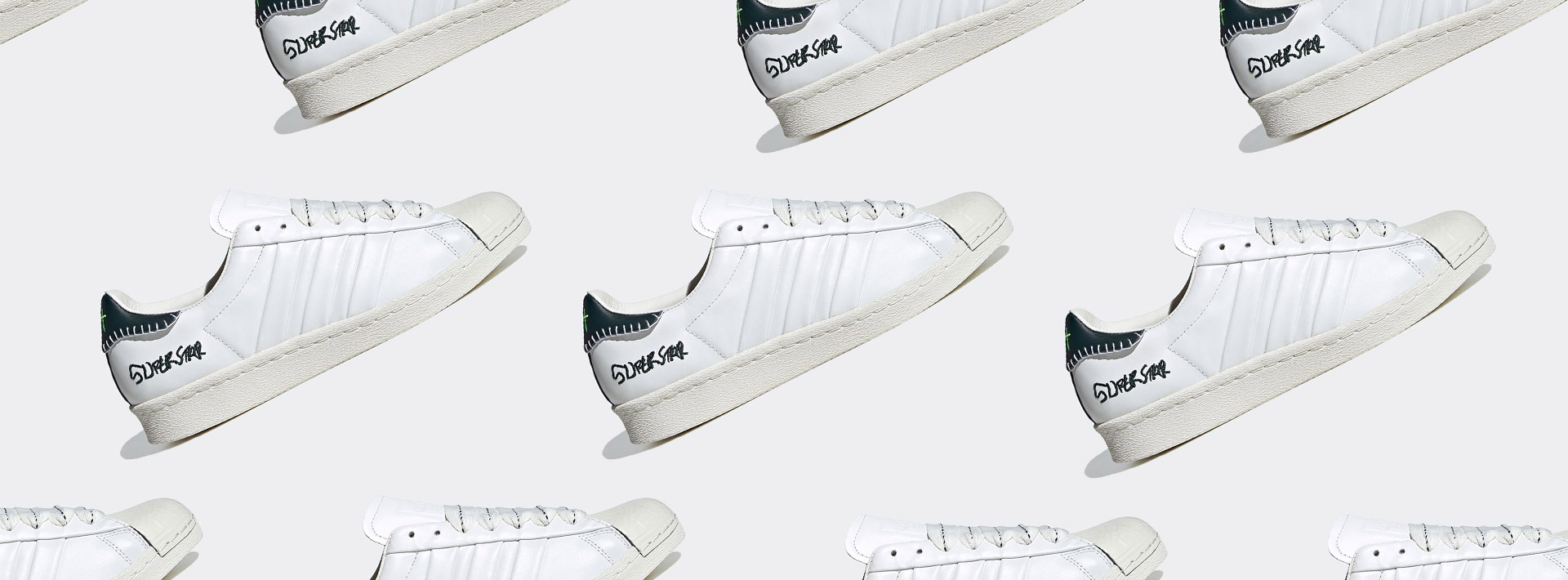 Take a detailed look @ the upcoming leather adidas Originals Superstar x Jonah Hill.