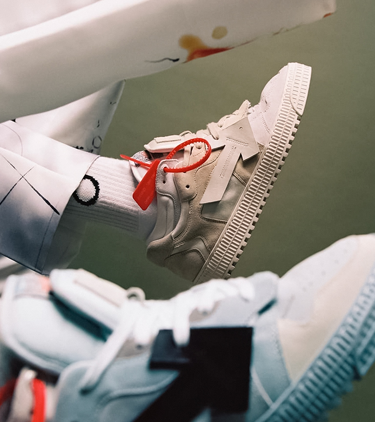 Virgil Abloh's vision on streetwear is why you sometimes can't cop SNKRS that last a lifetime.