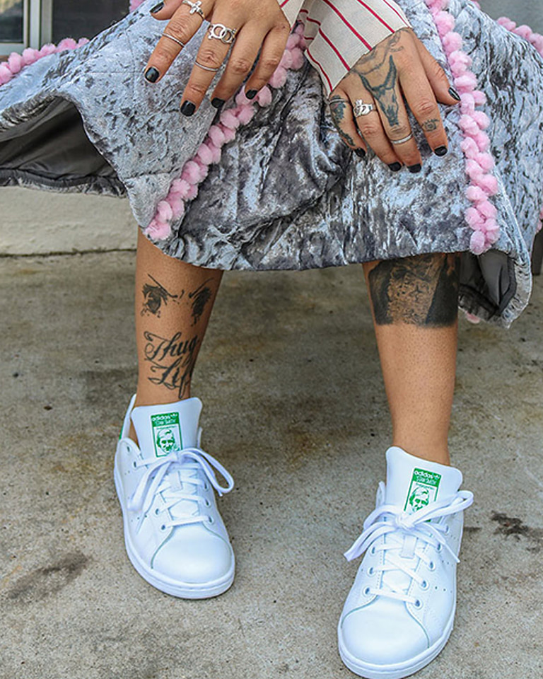 you know 'em & you love 'em, now meet the lasting legacy behind the beloved Adidas Stan Smiths
