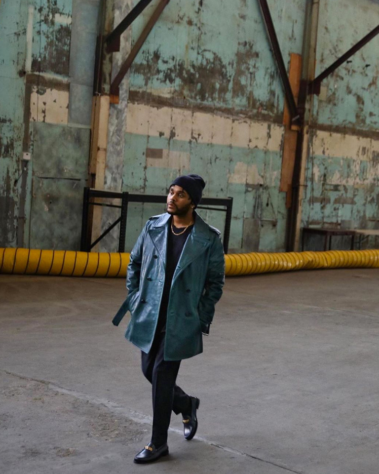 Watch the trippy video & give a first listen to the song Over Now by The Weeknd feat. Calvin Harris that dropped today.