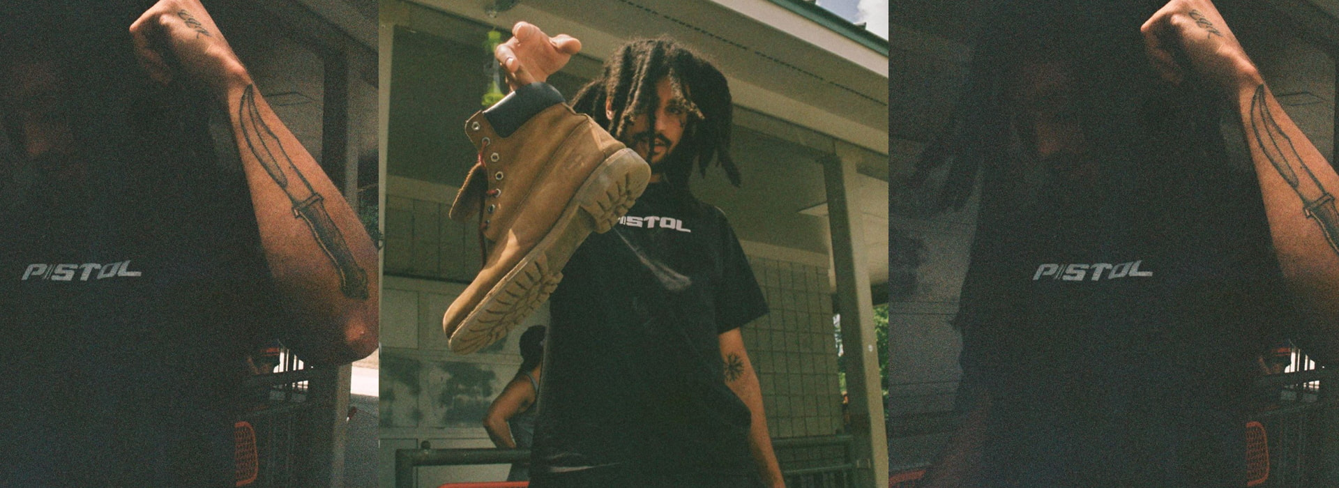3 facts you didn't know about Anti Ferg: the guy that only skates in Timbs.