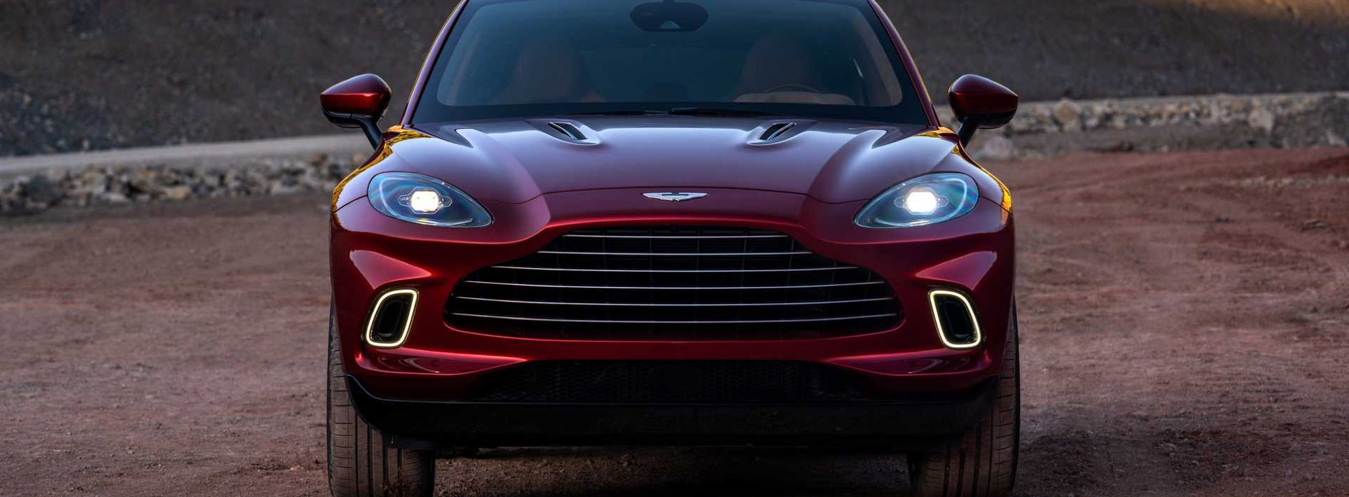 Aston Martin's post-lockdown debut of their first ever SUV proves the ride was worth the wait