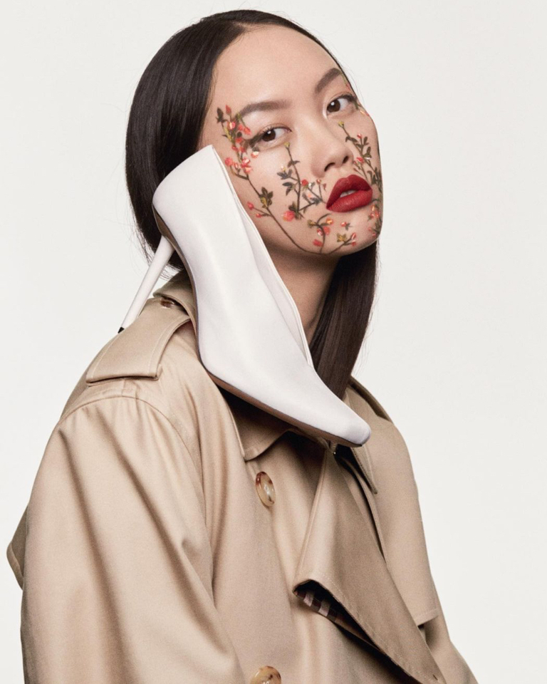 New leather Burberry drops arrive during COVID-19's designer label boom.