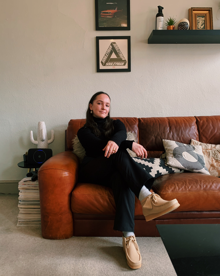 The ultimate champion for female sneakerheads: Titi Finlay dives into the importance of evolving toward inclusivity.