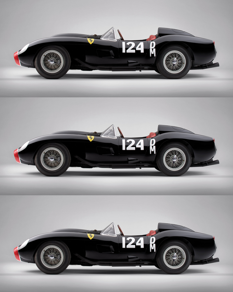 The history of design innovation in speed, and in every detail.