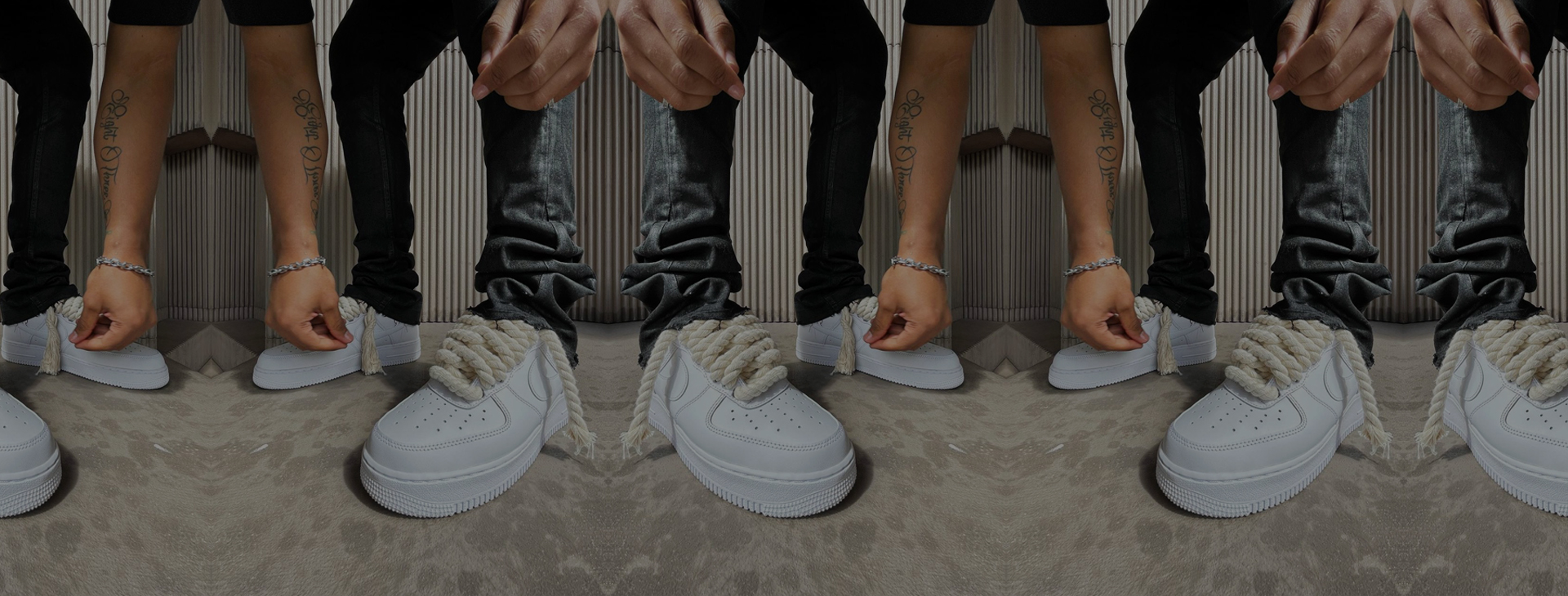 For those who are tired of collabs and repetitive silhouettes, exclusivity may be a shoelace away.
