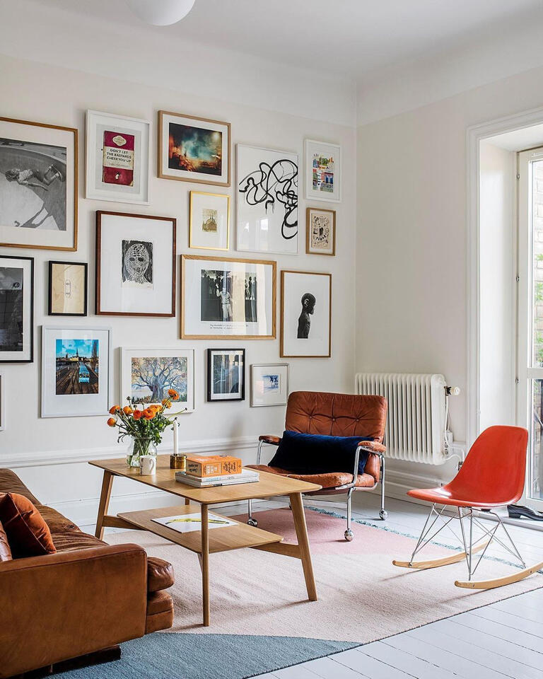 The Swedish real estate agency that only sells houses build before the '70s wants every home to be unique.