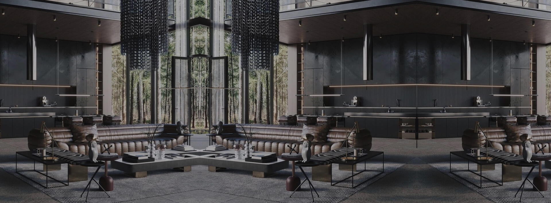 Architect Sarah Habib's project transformed an urban icon into a refuge, keeping all the functionality we already know.