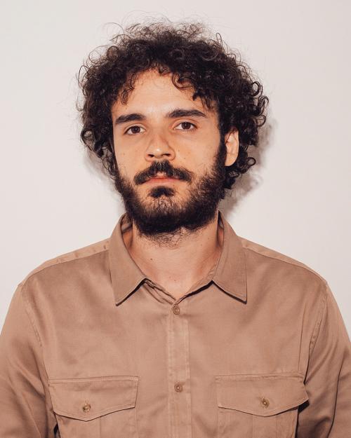 METCHA - Matteo Maiorano Interview - Matteo Maiorano close portrait