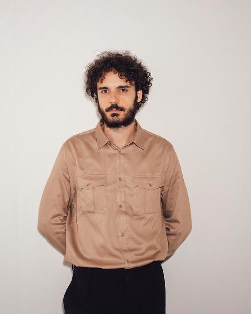 METCHA - Matteo Maiorano Interview - Matteo Maiorano Portrait